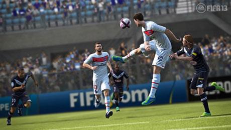 بازی اورجینال FIFA 2013