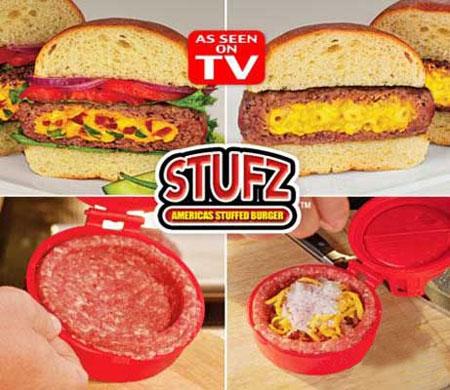 همبرگر زن استافز – Stufz