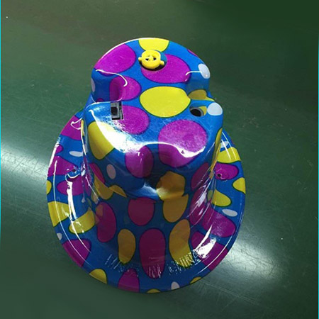 کلاه حباب ساز (3)